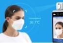 Testeur de température et fièvre à distance par laser/infrarouge – Coronavirus/Covid-19